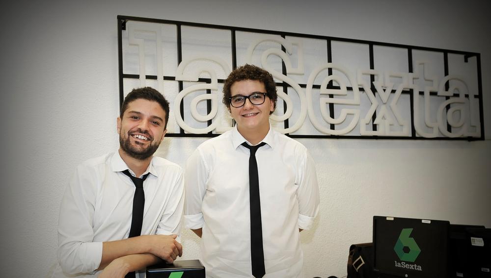 Miguel Maldonado y Facu Díaz, de 'No te metas en política'