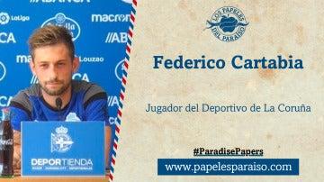Fede Cartabia, jugador de fútbol