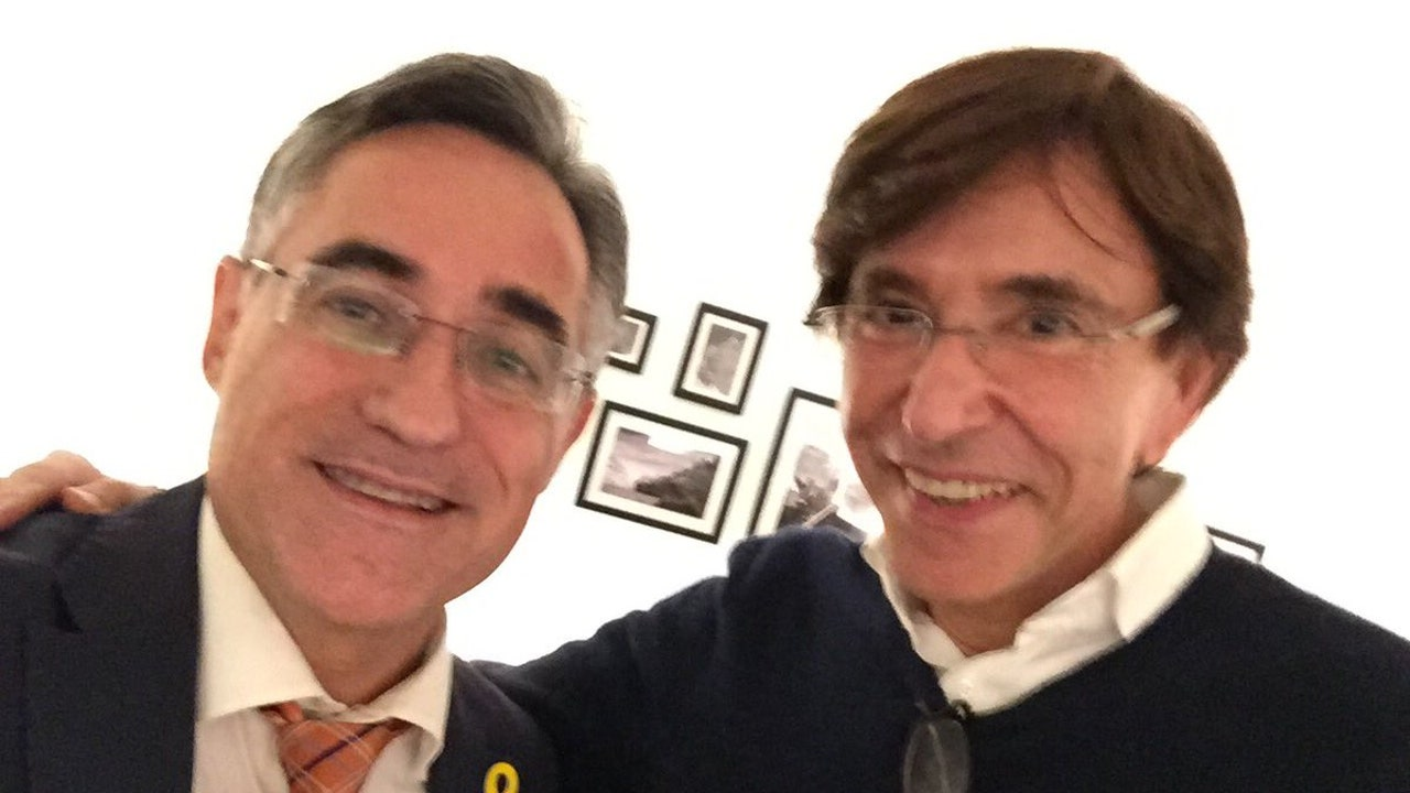 Ramón Tremosa y Elio di Rupo