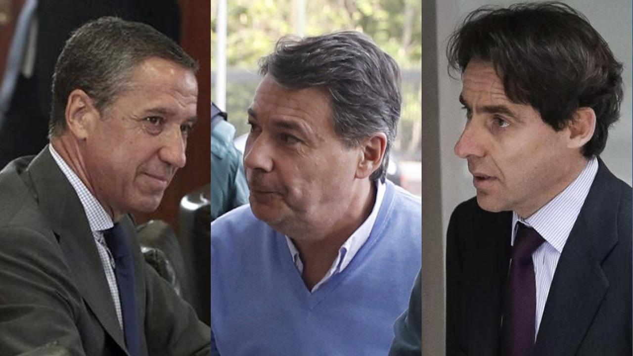 Eduardo Zaplana, Ignacio González y López Madrid