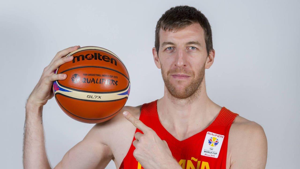 Fran Vázquez, el capitán del conjunto español