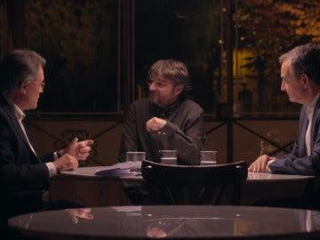Cara a cara en Salvados con Mas y Zapatero