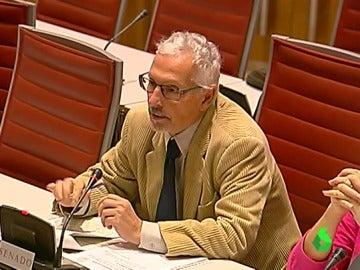 El ex juez Santi Vidal