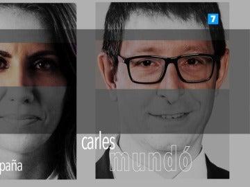 El exconseller Carles Mundó en El Objetivo