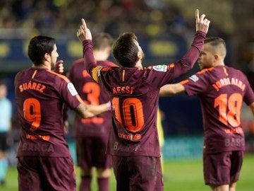 Messi mantiene el pichichi