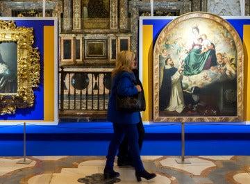 Exposición de 16 obras de Murillo en la Catedral de Sevilla