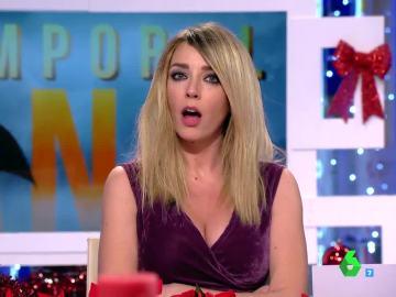 Anna Simon habla de la borrasca Ana