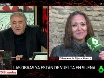 Mayte Perez en ARV
