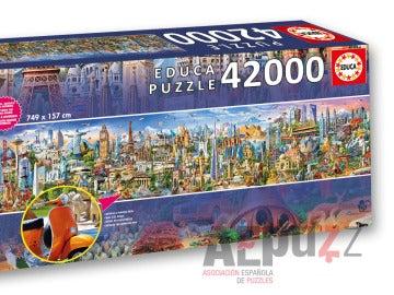 El puzzle más grande del mundo