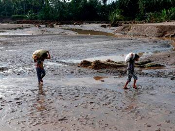 La tormenta Tembin deja más de 100 muertos en el sur de Filipinas
