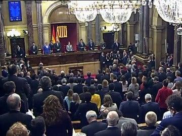 El Parlament de Cataluña