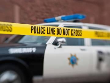 Imagen de un coche de la policía