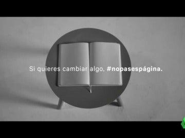 La campaña de Change.org #nopasespágina