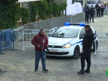 La policía israelí refuerza la seguridad en las calles de cara a Nochebuena y Navidad