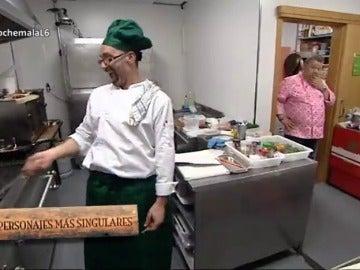 Ronald, Enrique, Fermín... los personajes más singulares a los que Alberto Chicote hizo frente en Pesadilla en la cocina