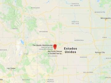 Denver, ciudad del estado de Colorado, en Estados Unidos