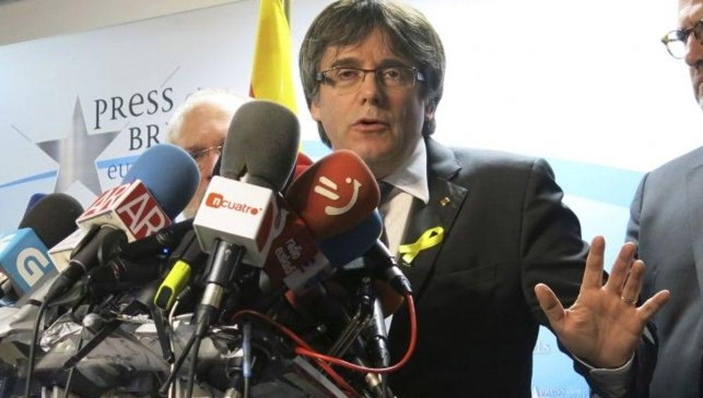Carles Puigdemont Bruselas_643x397