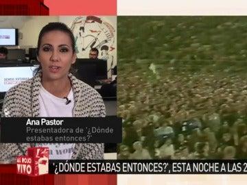 Ana Pastor, en Al Rojo Vivo