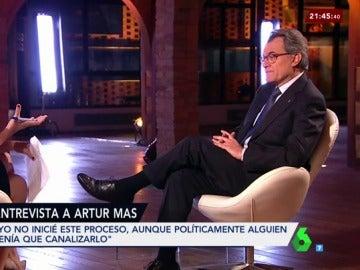 Artur Mas con Ana Pastor