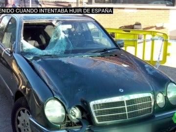 coche detenido