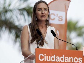 Melisa Rodríguez, diputada de Ciudadanos