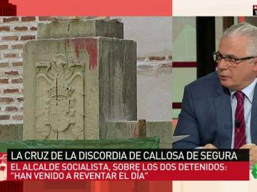 """Baltasar Garzón: """"Cuando se habla de Memoria Histórica hay determinados ámbitos políticos en los que se toca una punción que hace saltar el pus"""""""