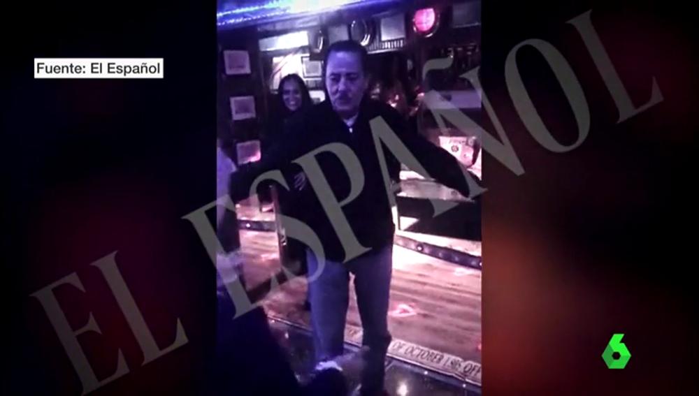 Julián Muñoz regresa a prisión tras salir de fiesta
