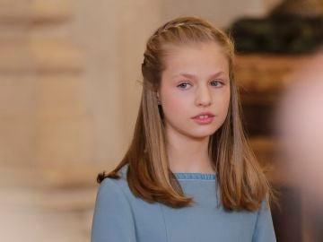 La princesa Leonor