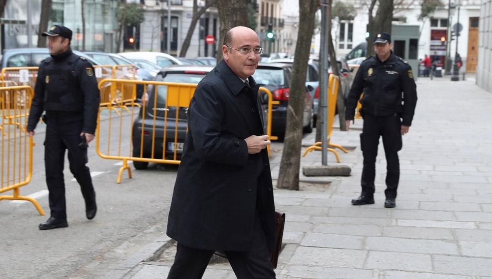 El coronel de la Guardia Civil Diego Pérez de los Cobos
