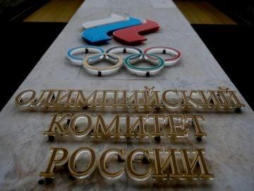 Comité Olímpico ruso