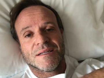 Rubens Barrichelo, en su instagram