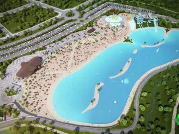 El proyecto de 'Alovera Beach'