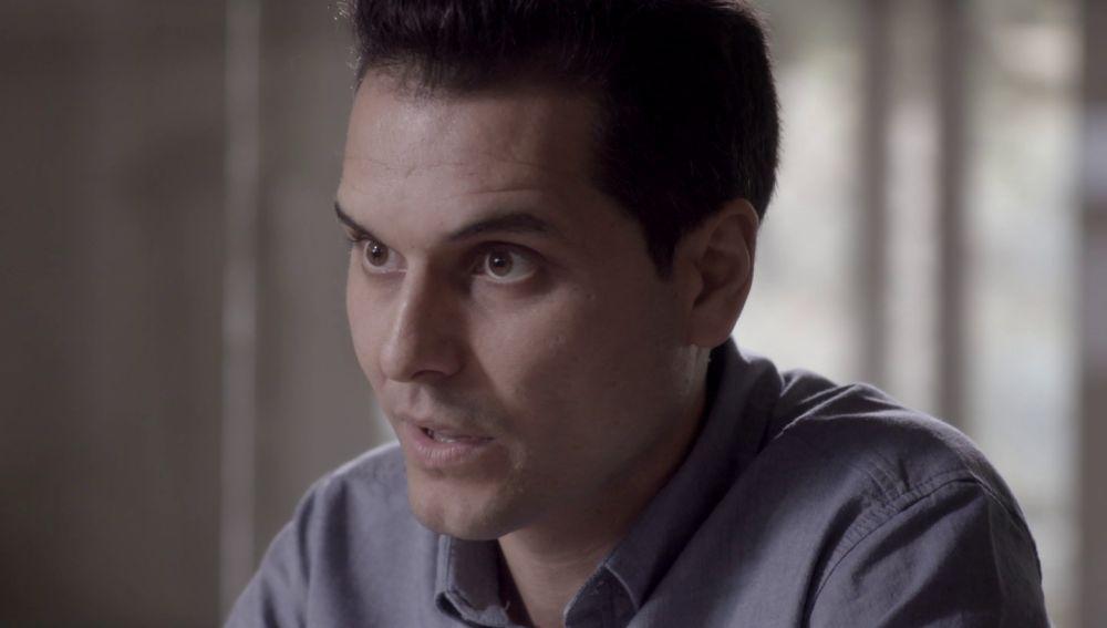 Alfonso Senovilla, veterinario e inspector de Sanidad