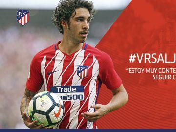 Sime Vrsaljko renueva una temporada más con el Atlético