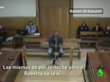 Ramón declara en el juicio