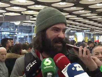"Regino Hernández: ""He conseguido hacer historia para España en este deporte"""