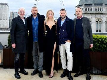 Premiere de 'Gorrión Rojo' en Londres