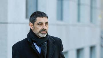 El exjefe de los Mossos d'Esquadra Josep Lluis Trapero