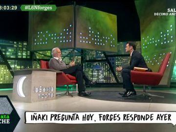 La última entrevista a Antonio Fraguas 'Forges'