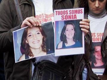 Cartel de la búsqueda de Sonia Iglesias
