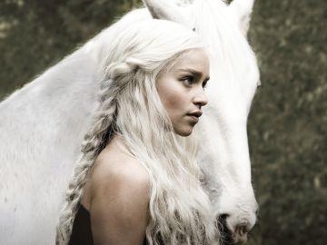 El personaje Daenerys Targaryen de 'Juego de Tronos '