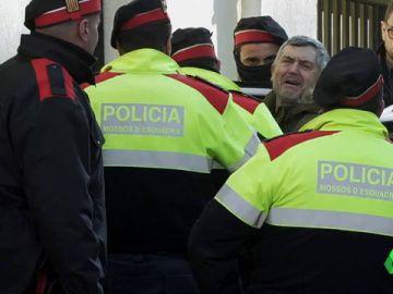 """El detenido por el doble homicidio de Susqueda, Jordi Magentí, asegura que él no ha hecho nada: """"Me están colgando un muerto"""""""