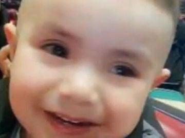 Imagen del menor de dos años asesinado por su padre