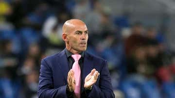 El entrenador de la UD Las Palmas, Paco Jémez.