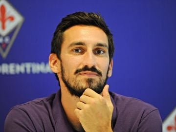 Davide Astori, excapitán de la Fiorentina fallecido por un paro cardíaco