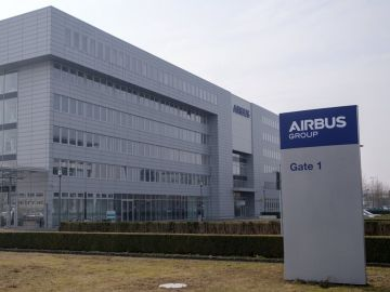 Sede de Airbus en Alemania