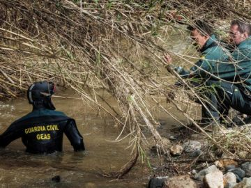 Se reanuda la búsqueda del guardia civil desaparecido en Guillena