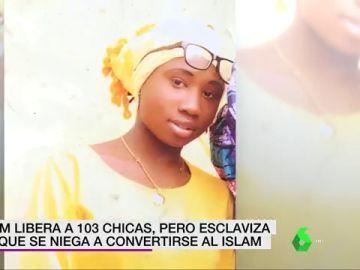 La joven esclavizada por Boko Haram