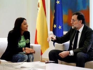 Rajoy se reúne con 'Las Kellys'
