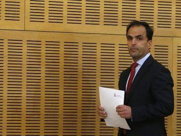 El rector de la Universidad Rey Juan Carlos, Javier Ramos